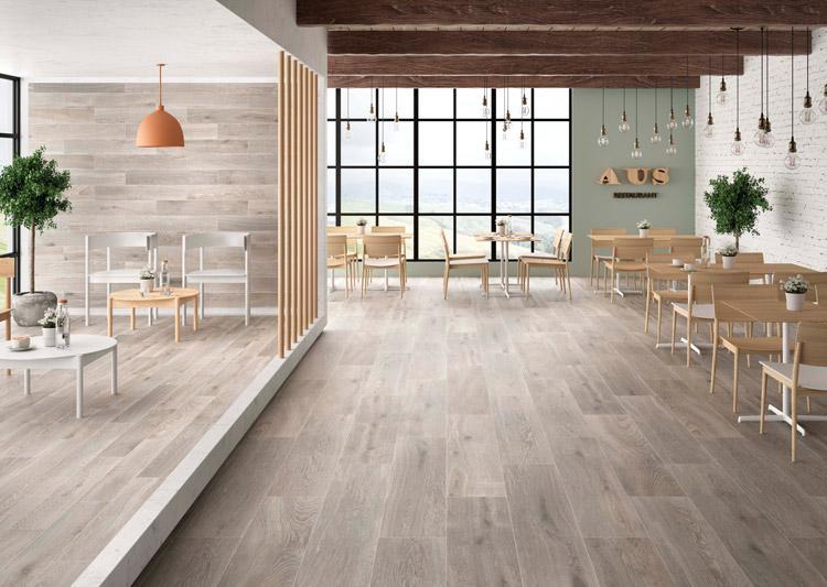 亞緹木-原木木紋磚