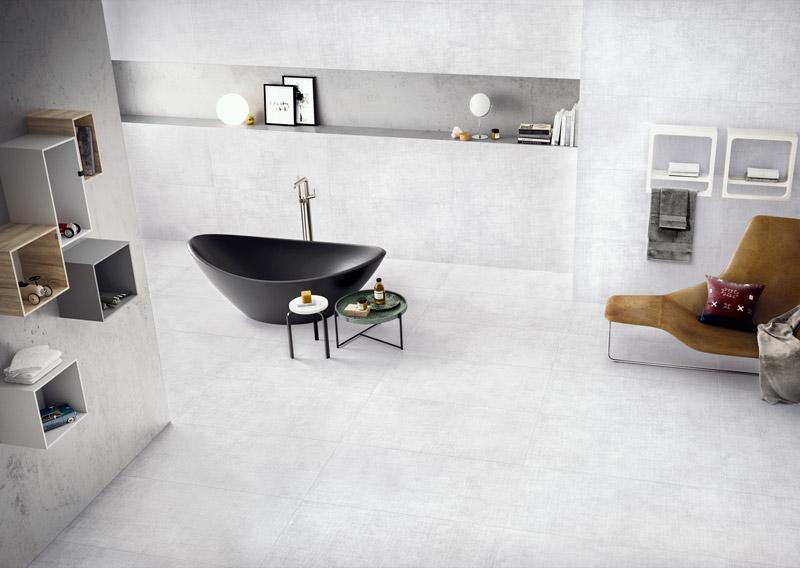 美麗殿Concrete Texture-編織地磚