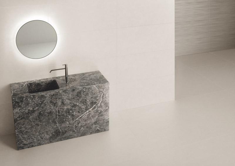傳奇-清水模磚