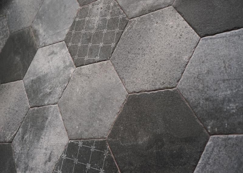 倫敦眼-六角磚