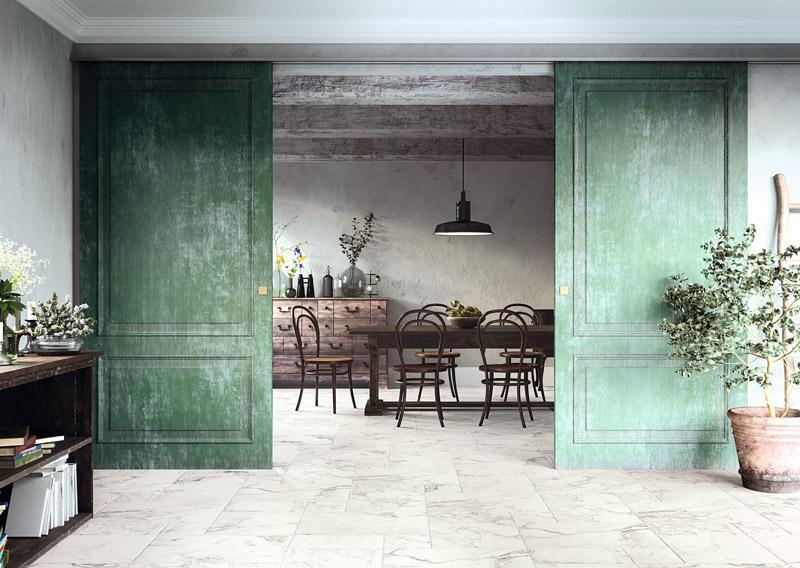 凡爾賽宮-大理石磁磚