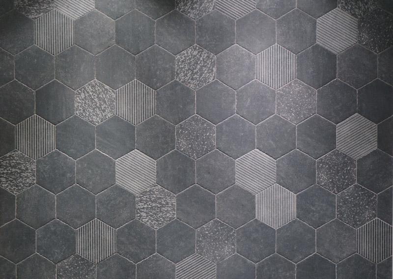 泰坦-六角磚
